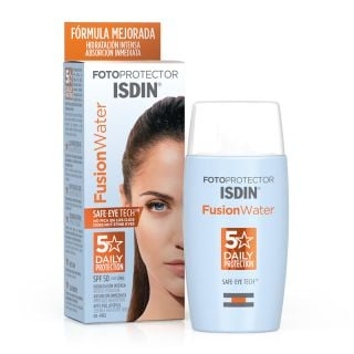 Isdin Fotoprotector Fusion Water Αντηλιακό Προσώπου SPF 50+