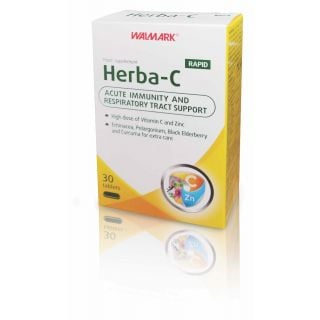 Vivapharm Herba-C Rapid Πολυβιταμίνη για Ενίσχυση του Ανοσοποιητικού 30ταμπλέτες