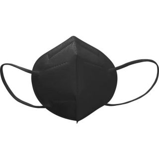 Esze FFP2 NR 10 Τεμάχια Μάσκα Προστασίας Μαύρη