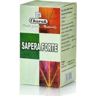 Charak Sapera Forte 100 Tabs Συμπλήρωμα Διατροφής με Ήπια Ηρεμιστική Δράση