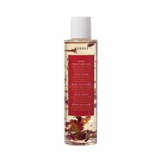 Korres Wild Rose Makeup Melter Cleansing Oil 150ml Λάδι καθαρισμού & Ντεμακιγιάζ