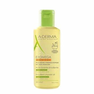 A-Derma Exomega Control Emollient Shower Oil 200ml