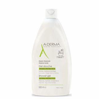 A-Derma Shower Gel Hydra-Protective 500ml