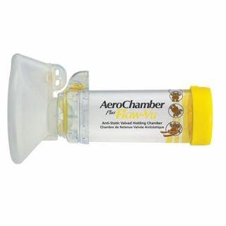 AeroChamber Plus Flow-Vu Medium Mask