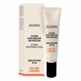 Ahava CC Cream Color Correction Skin Protection SPF30 30ml