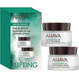 Ahava Limited Edition Day & Night Beauty Before Age Ultimate Lifting 2x15ml