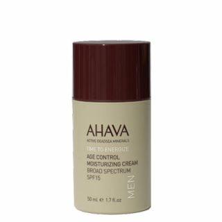 Ahava Men Time to Energize Age Control Moisturizing Cream 50ml