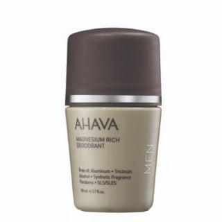 Ahava Time To Energize Men Magnesium Rich Deodorant 50ml
