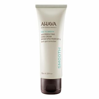Ahava Time to Smooth Age Perfecting Hand Cream Broad Spectrum SPF15 75ml