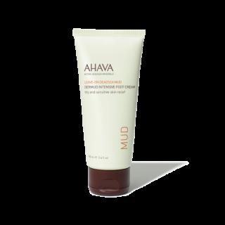 Ahava Dermud Intensive Foot Cream 100ml Επανορθωτική Κρέμα Ποδιών