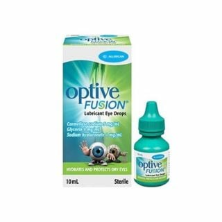 Allergan Optive Fusion 10ml