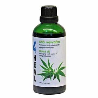 Apel 4 Heal Hemp Oil 100ml