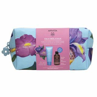 Apivita Aqua Beelicious Comfort Hydrating Cream 40ml Promo