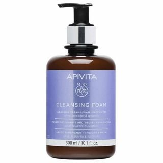 Apivita Cleansing Foam 300ml