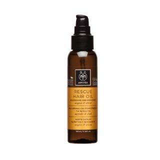 Apivita Rescue Hair Oil Nourishing and Repairing 100ml