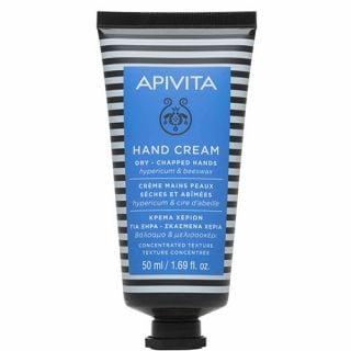 Apivita Hand Cream Hypericum Beeswax 50ml