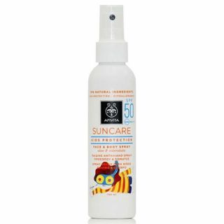 Apivita Suncare Kids Protection Spray SPF50 150ml