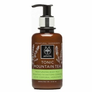 Apivita Tonic Mountain Moisturising Body Milk 200ml