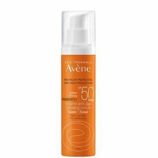 Avene Solaire Anti-Age SPF50+ Teinte 50ml