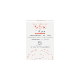 Avene TriXera Nutrition Στερεή Πλάκα Καθαρισμού Πλούσια σε Cold Cream 100gr