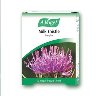 A.Vogel Milk Thistle 60 Tabs