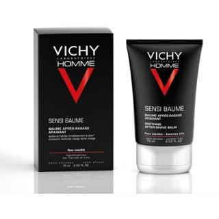 Vichy Homme Sensi Baume Ca After Shave Balsam 75ml Κατά των Ερεθισμών