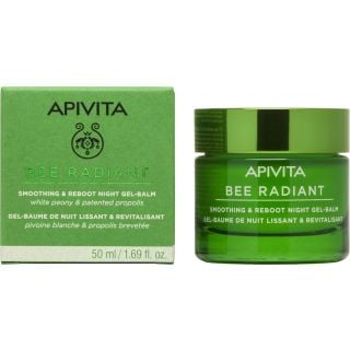 Apivita smoothing&reboot night 50ml