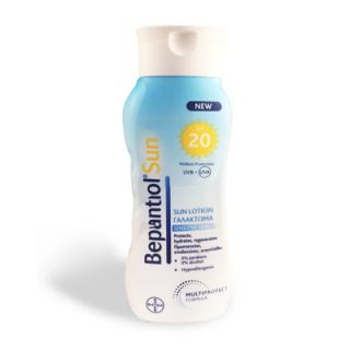Bepanthol Sun Body Lotion SPF20 200ml