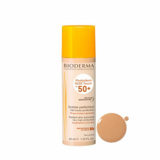 Bioderma Photoderm Nude Touch SPF 50+ Golden Tint 40ml