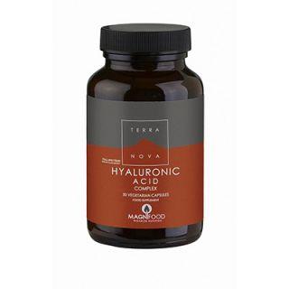 Terranova Hyaluronic Acid Complex 50 Caps