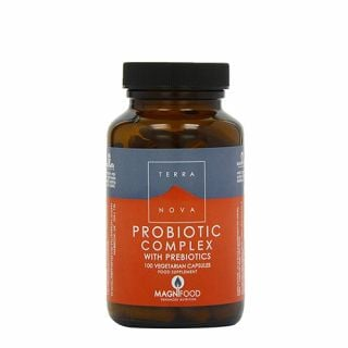 Terranova Probiotic Complex with Prebiotics 100 Caps