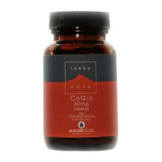 Terranova CoQ10 30 mg Complex 100 Caps