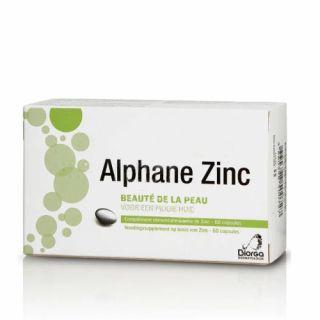 Biorga Alphane Zinc 60 Caps