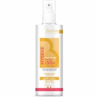 Biorga Hyseke Spray Solaire SPF50+ Adults - Kids 200ml