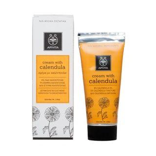 Apivita Herbal Cream With Calendula 50ml
