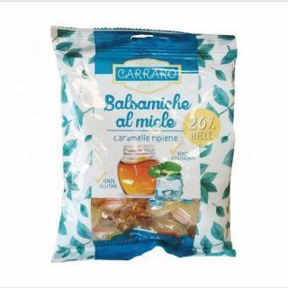 Carraro Caramelle Balsamiche al Miele 100gr
