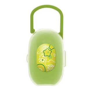 Chicco Pacifier Case Green