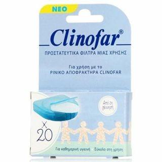 Clinofar Tips