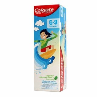 Colgate Kids Toothpaste 50ml