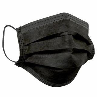 Commando Protective Wear Facemask Black