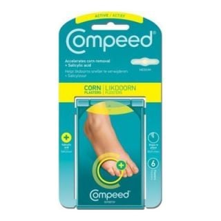 Compeed Corn Active Plasters 6