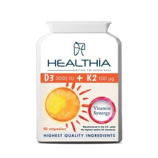 Healthia D3-K2
