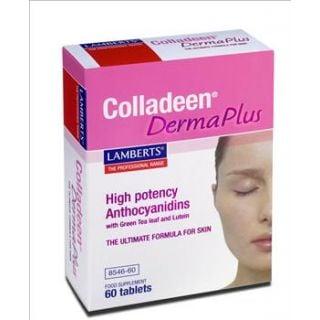 Lamberts Colladeen Derma Plus 60 Tabs Αντιοξειδωτικό - Δέρμα