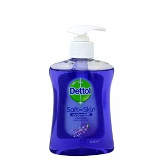 Dettol Soft On Skin Hard on Dirt with Lavender 250ml
