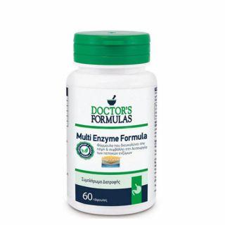 Doctor's Formulas Multi Enzyme formula 60 Caps