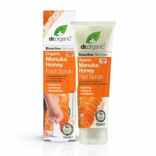 Dr. Organic Manuka Honey Foot Scrub 125ml
