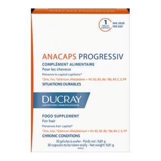 Ducray Anacaps Progressiv 30 Caps