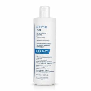 Ducray Kertyol P.S.O Ultra-Rich Cleansing Gel 400ml