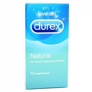 BestPharmacy.gr - Photo of Durex Natural 12 Condoms