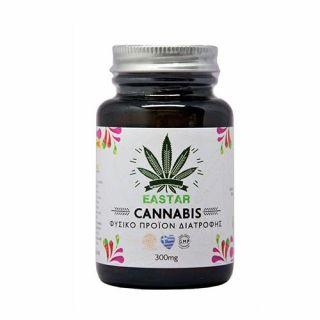 Eastar Cannabis 300mg 30 Caps